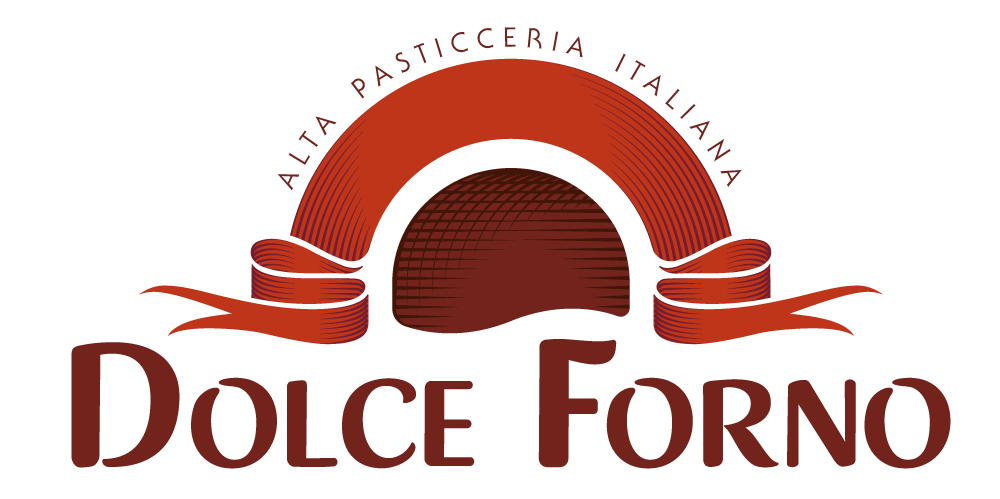 dolce forno logo restyling